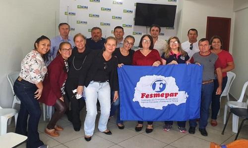 Fesmepar realiza Encontro de Sindicatos no litoral do Paraná