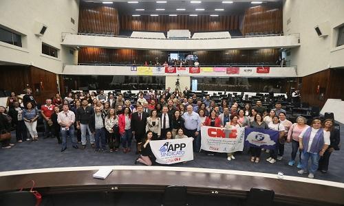 Fesmepar defende a manutenção do Fundeb em Audiência Pública na Alep