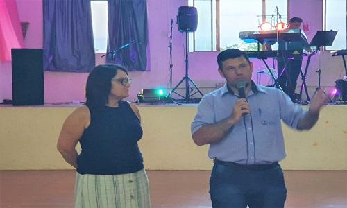 Diamante D'Oeste: SISMUDI realiza confraternização em homenagem ao Dia do Servidor Público