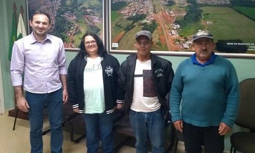 Candói: Diretoria do SISPPMUCAN apresenta reivindicações do serviço público à administração municipal