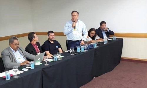 Fesmepar marca presença na Reunião da Diretoria Executiva e do Conselho de Representantes da CSPB