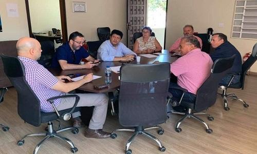 Presidente da Fesmepar discute o atual cenário do sindicalismo paranaense em  reunião de federações filiadas à UGT – Paraná