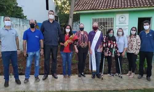 RONCADOR: Fesmepar participa da posse da nova diretoria do SISPRON