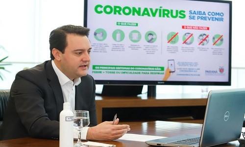 Paraná impõe quarentena de 14 dias em Curitiba e outras seis regiões