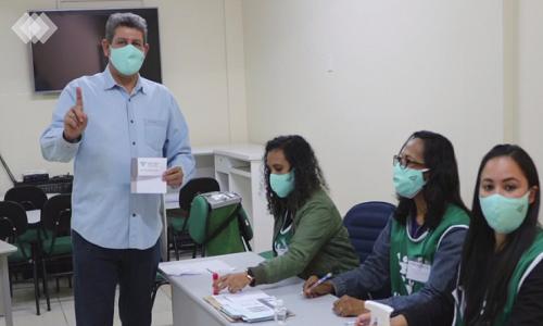 Londrina: Servidores reelegem Marcelo Urbaneja para a presidência do Sindserv-LD