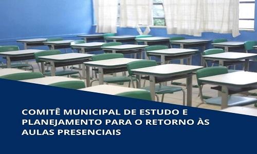 COLOMBO: Fesmepar e Sismucol participam da primeira reunião do Comitê Municipal de Estudo e Planejamento para o retorno às aulas presenciais