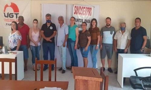 ROSÁRIO DO IVAÍ: Servidores municipais elegem nova diretoria do SINDSERPRI