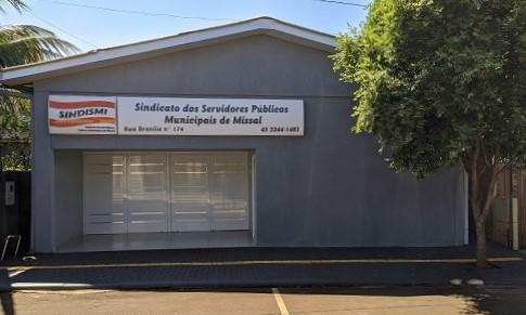 MISSAL: SINDISMI finaliza obras e sede própria já está em pleno atendimento aos servidores