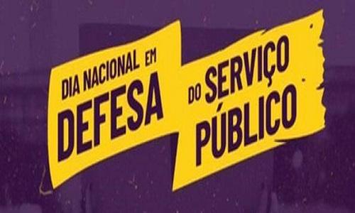 Fesmepar e sindicatos filiados marcam presença na live do Dia Nacional em Defesa do Serviço Público