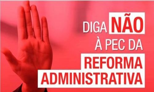Sindicatos de servidores municipais buscam apoio de vereadores contra a PEC 32/2020