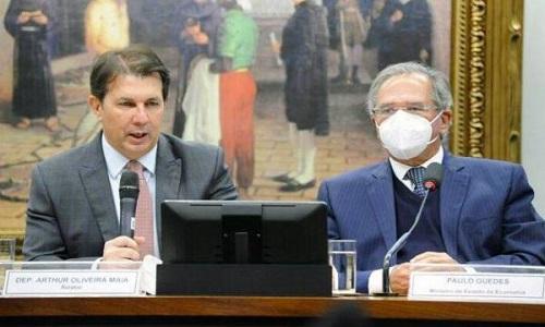 Guedes admite mudar PEC da 'reforma' administrativa e nega 'dogmatismo'