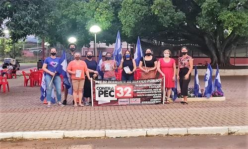 PEC32: Sindicatos de servidores do Paraná mantém a luta contra a Reforma Administrativa