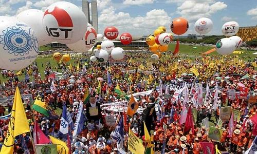 Nota das Centrais: Resgatar o Brasil para os brasileiros