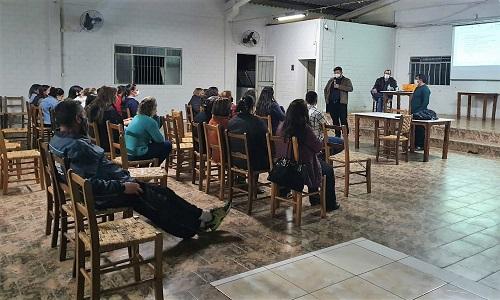 REBOUÇAS: SINDSREB inicia as discussões sobre o Plano de Cargos e Salários com servidores municipais